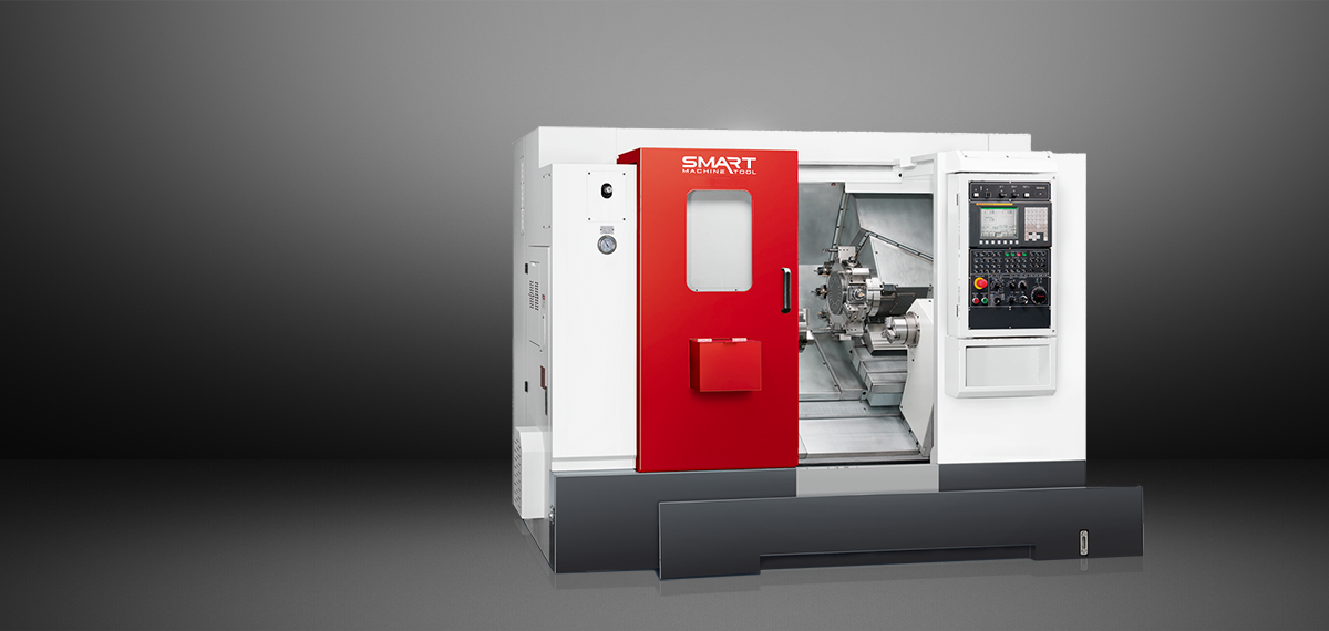 SMART SL 15YS Multi-Axis CNC Lathes