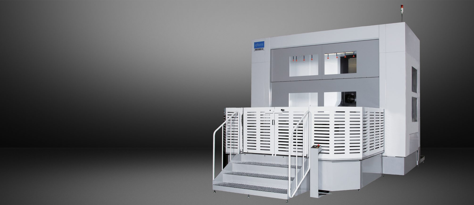 HN1000-S BAR Horizontal Machining Centers