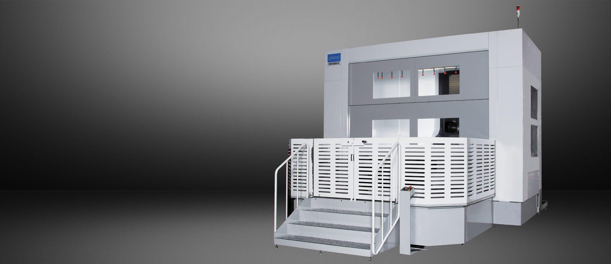 HN1000-S Horizontal Machining Centers