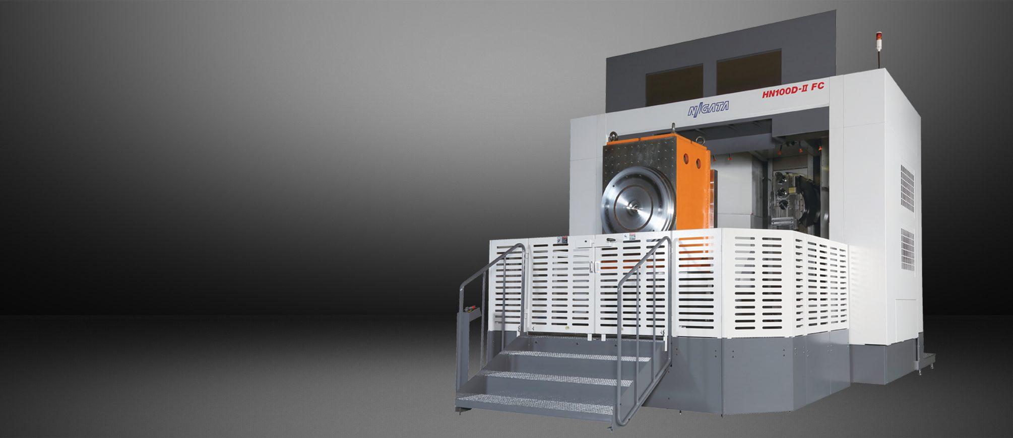 HN100D-II FC Horizontal Machining Centers
