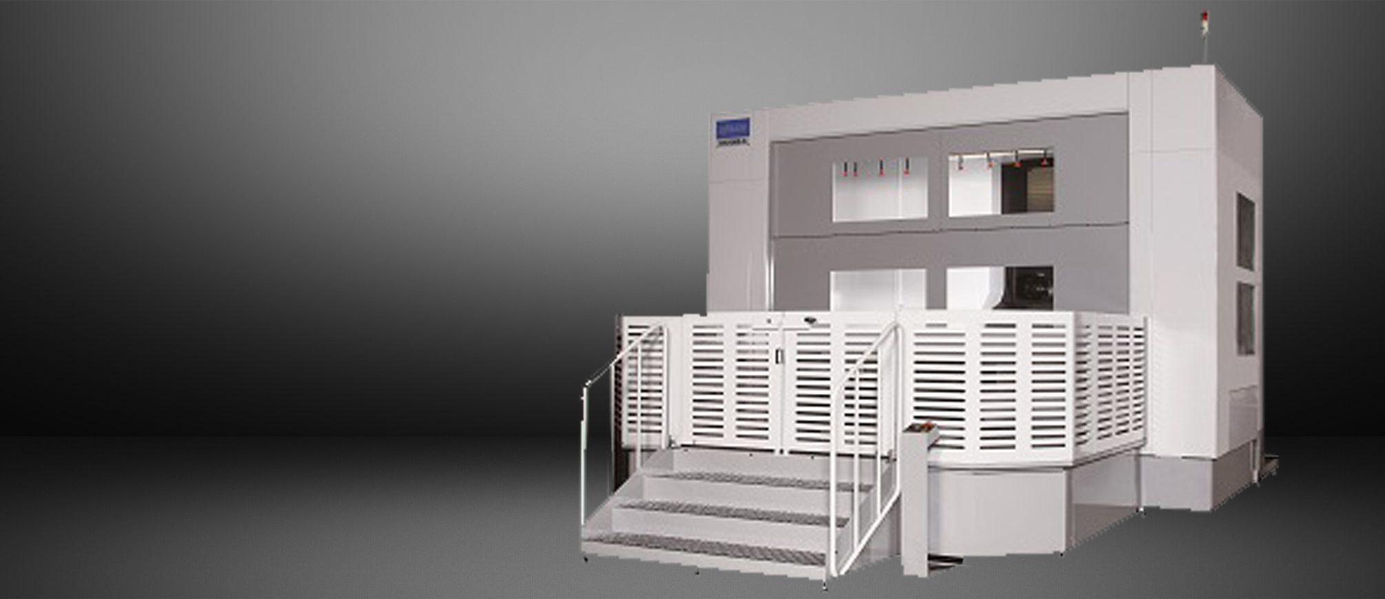 HN100D-II BAR Horizontal Machining Centers