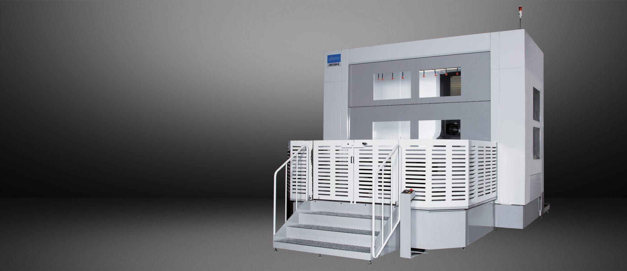 HN1250-S BAR Horizontal Machining Centers
