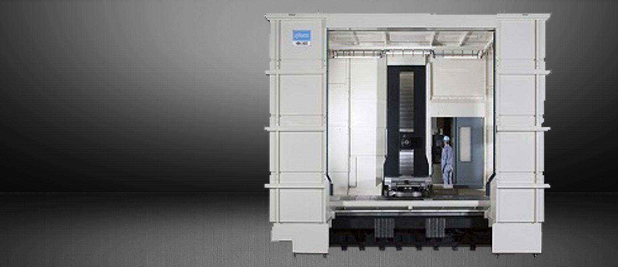 HN130D FC Horizontal Machining Centers