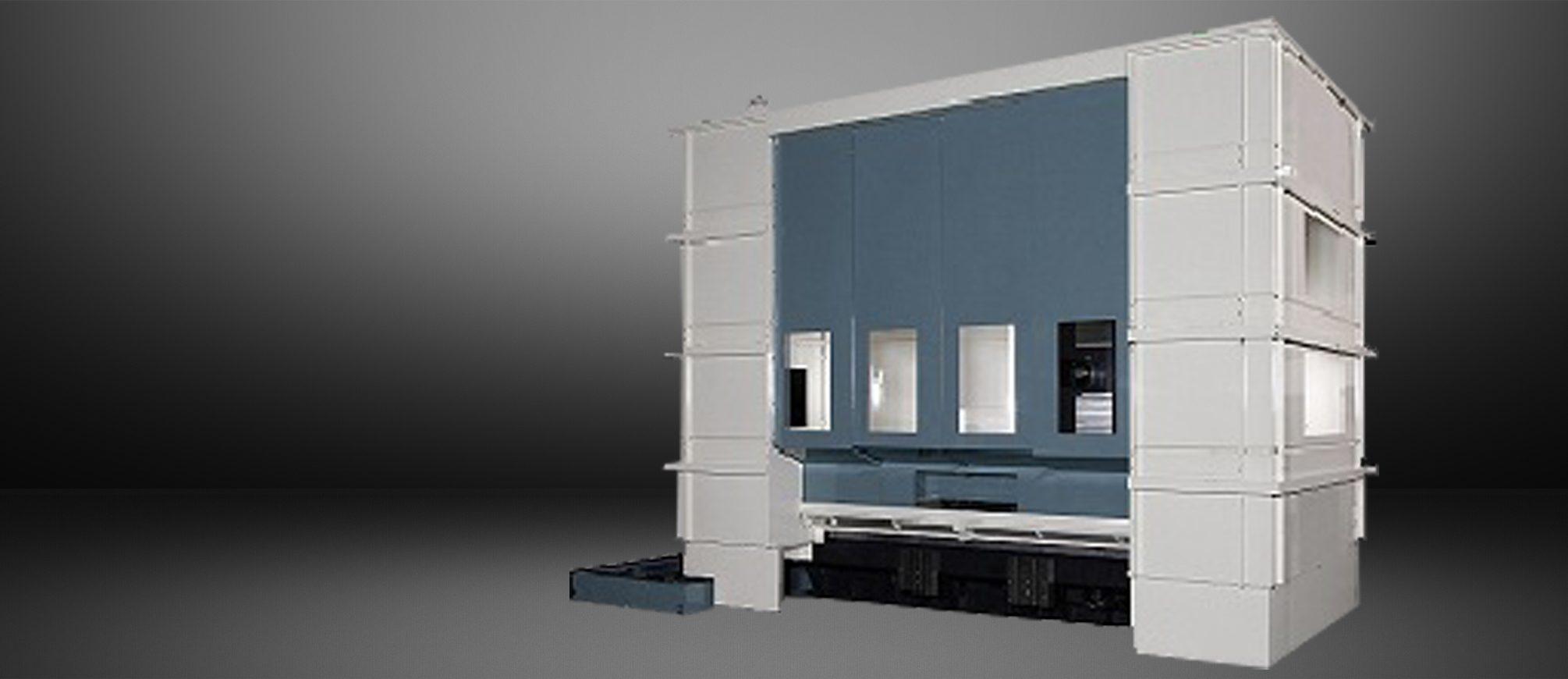 HN1600-S BAR Horizontal Machining Centers