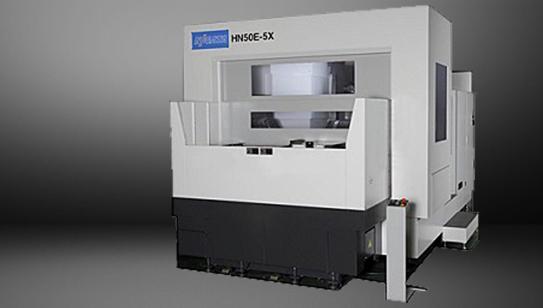 HN50E-5X Horizontal Machining Centers