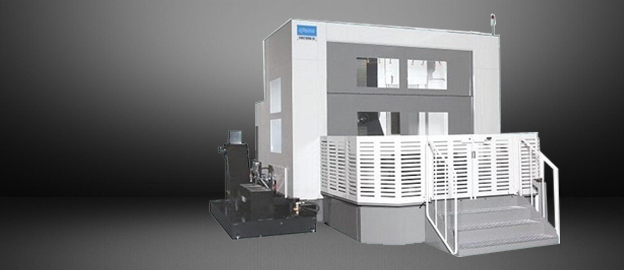 HN800-S BAR Horizontal Machining Centers