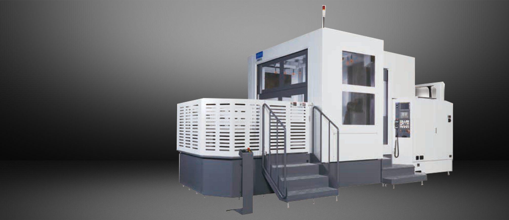 HN80D-II BAR Horizontal Machining Centers