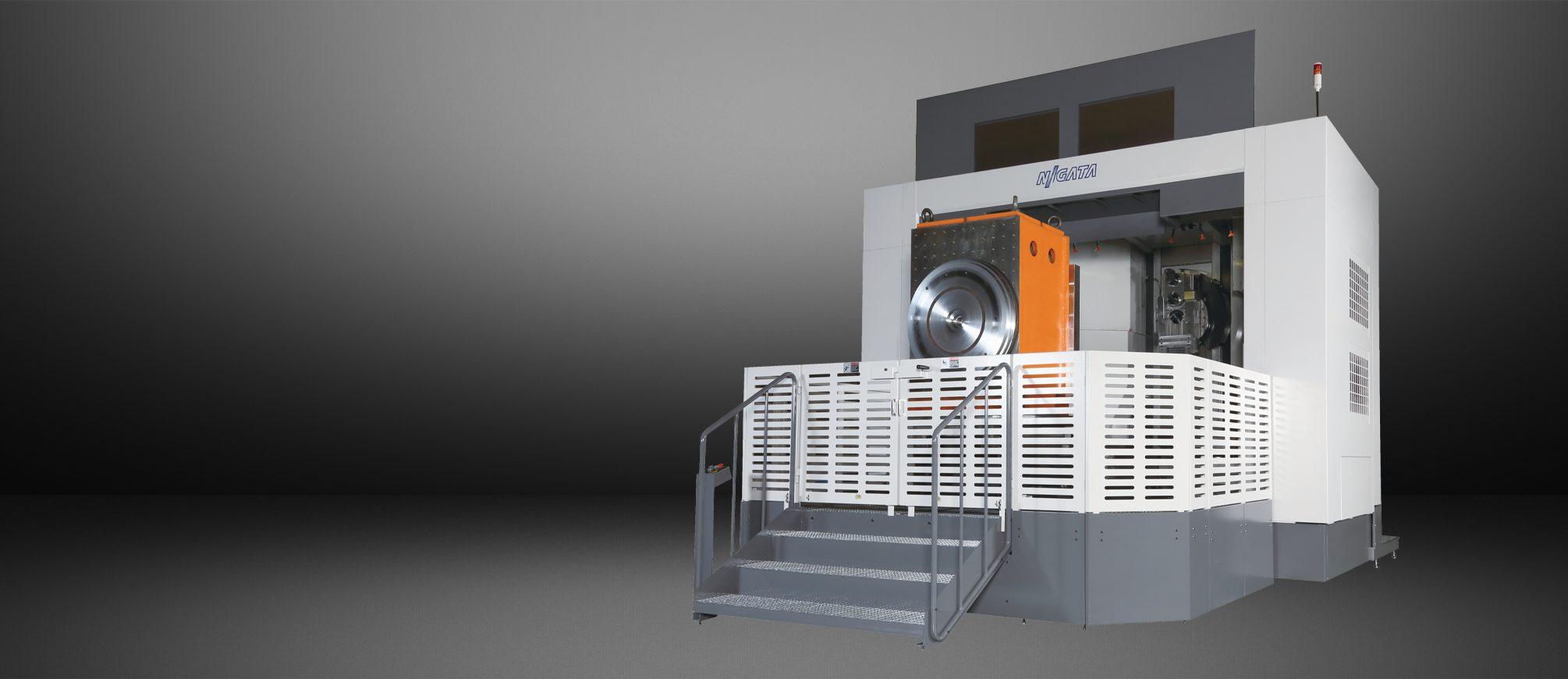 HN80D-II FC Horizontal Machining Centers