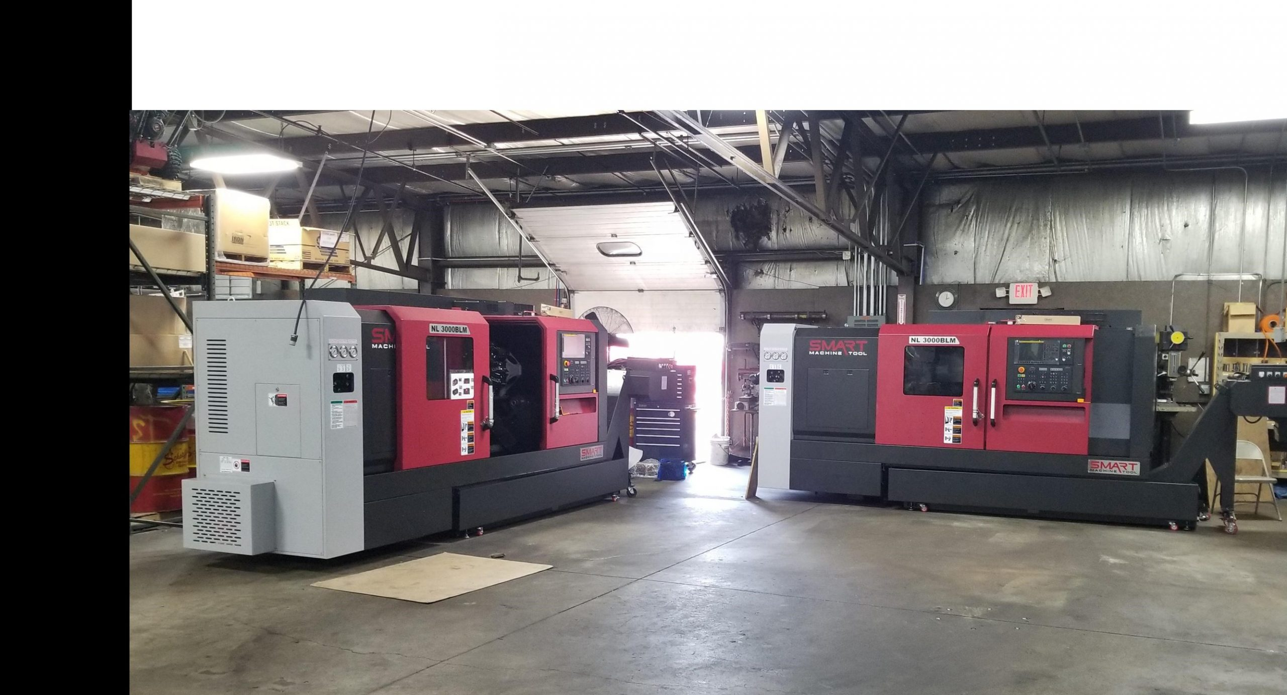 SMART NL 3000BLM – BOX WAY – (12″ CHUCK) 3-Axis CNC Lathes