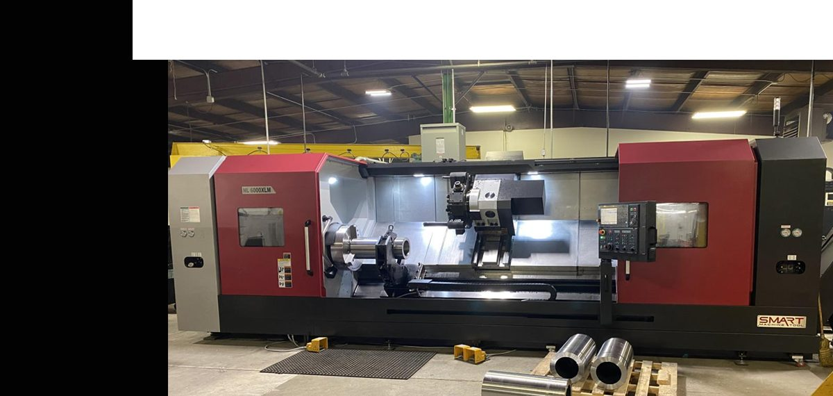 SMART NL 6000XL – BOX WAY – (24″ CHUCK) 2-Axis CNC Lathes