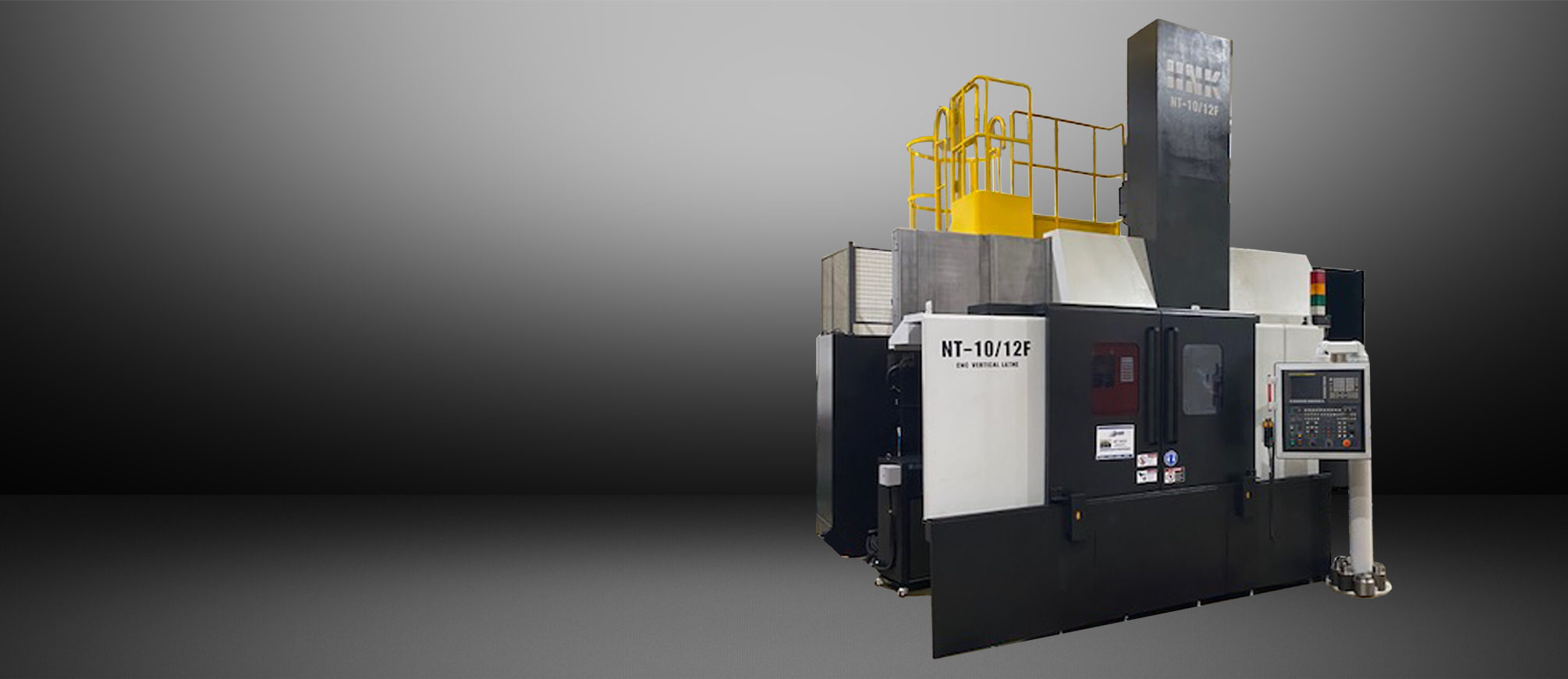 NT-10/12 F Vertical Turning Lathes