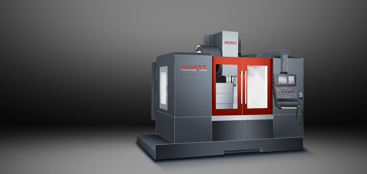 SMART SM 600 – LINEAR WAY – (CAT40, 12K) Vertical Machining Centers