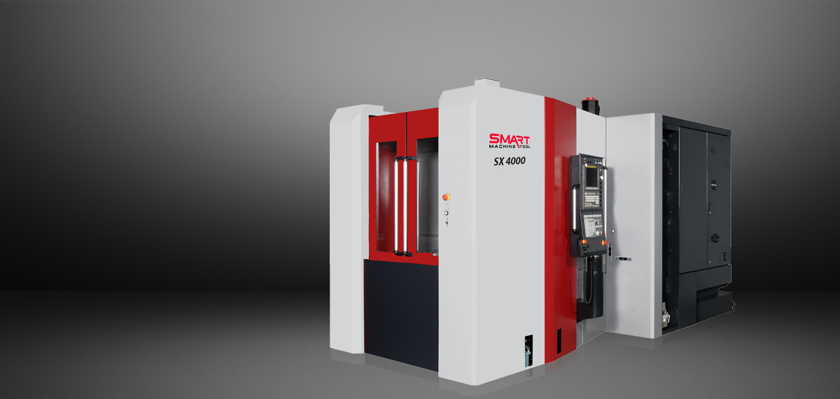 SMART SX 4000 Horizontal Machining Centers