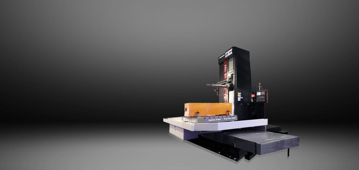 HB-150LH Horizontal Boring Mills