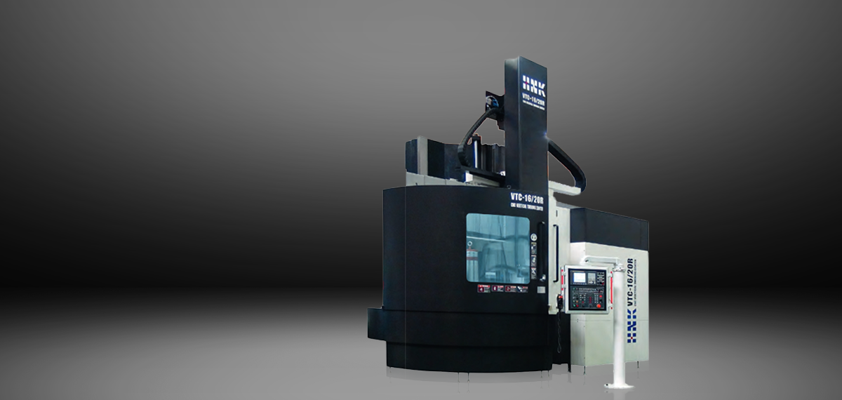 VTC-16/20R Vertical Turning Lathes