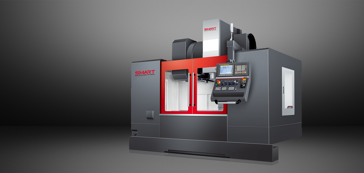 SMART SM 1165 – BOX WAY – (CAT40, 8K) Vertical Machining Centers