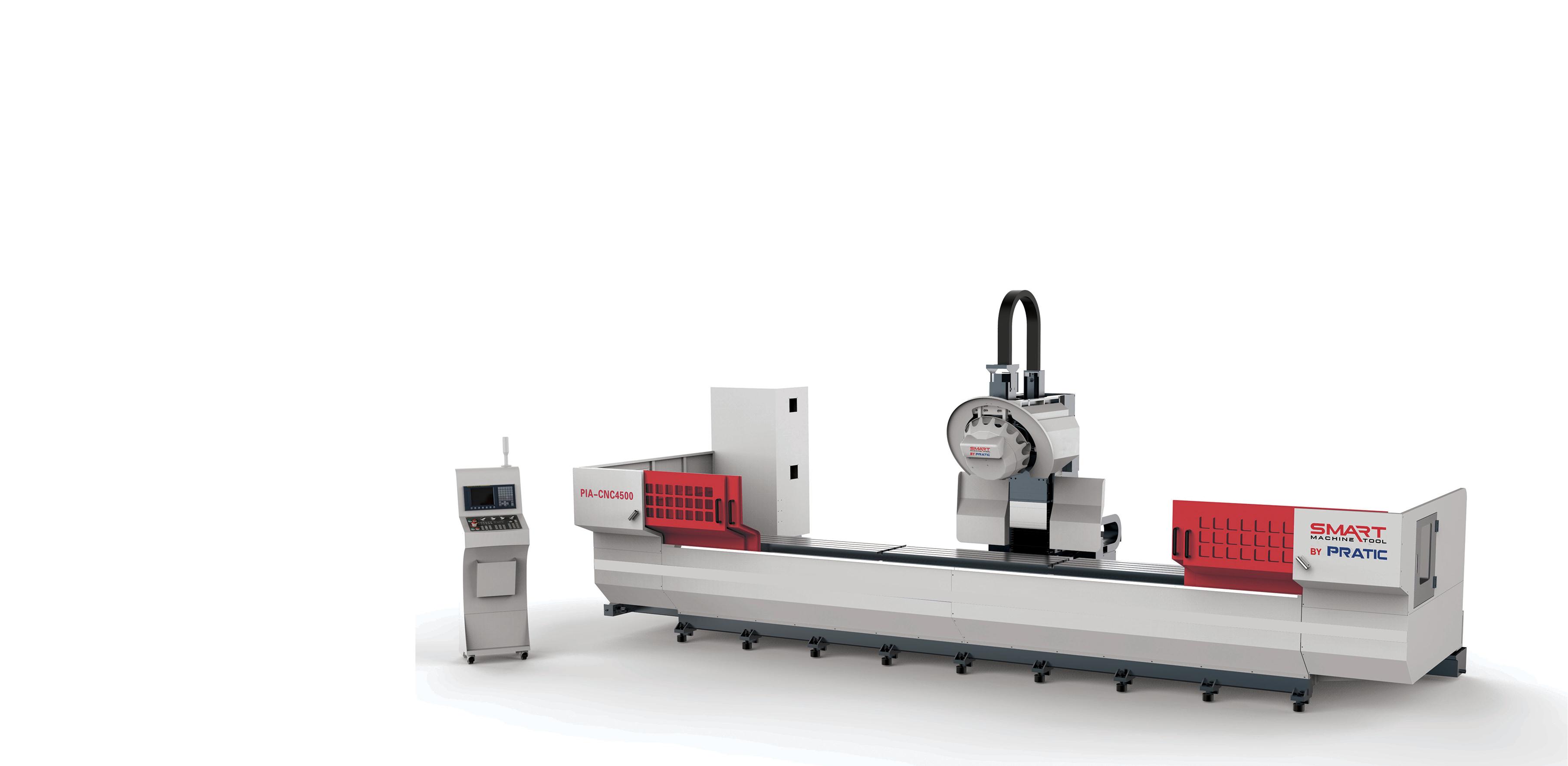 SMART PIA-CNC 4500 Drill Tap Machines