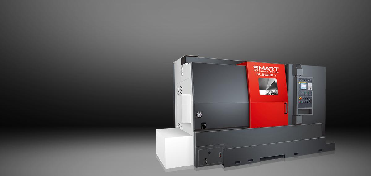 SMART SL 3600LY – BOX WAY – (15″ CHUCK) Multi-Axis CNC Lathes