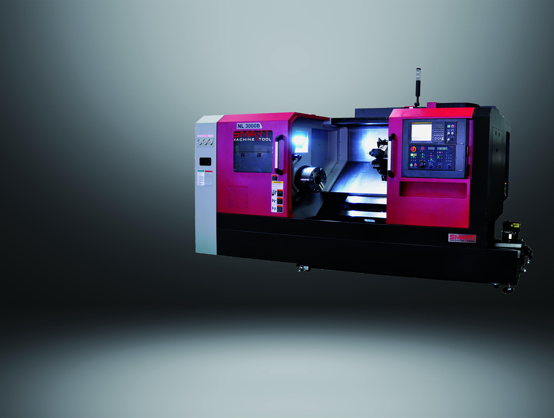 NL 3000BLM-1100 3-Axis CNC Lathes