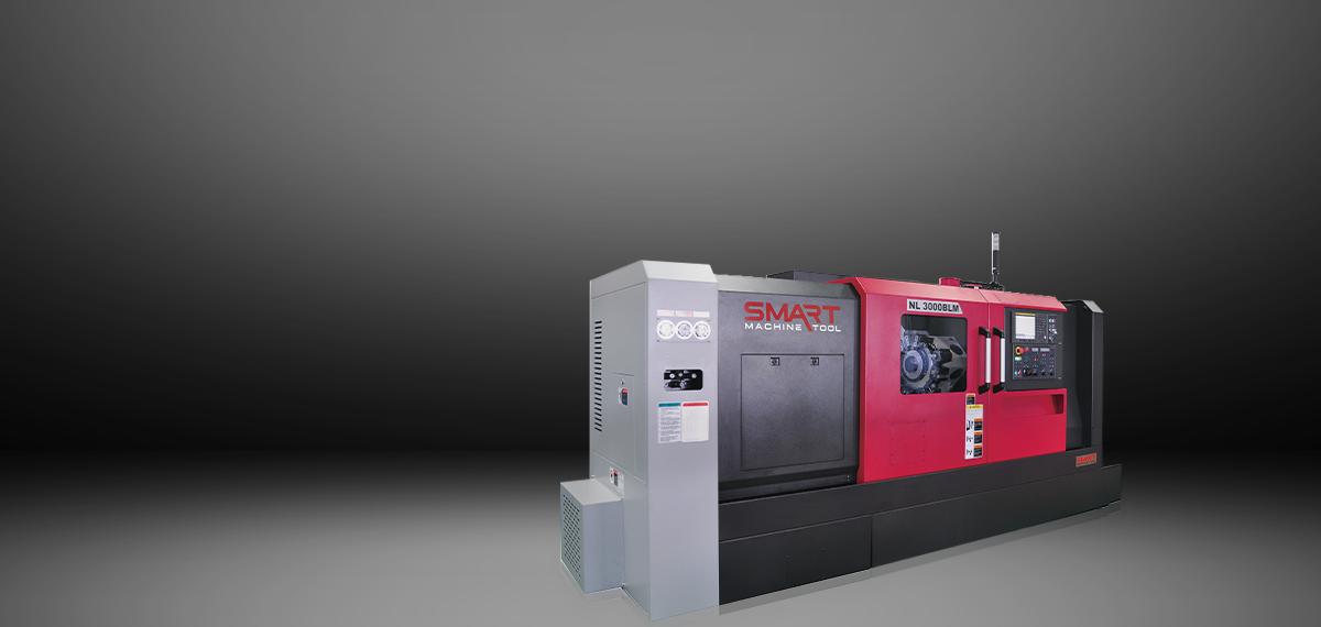 SMART NL 3000BL – BOX WAY – (12″ CHUCK) 2-Axis CNC Lathes