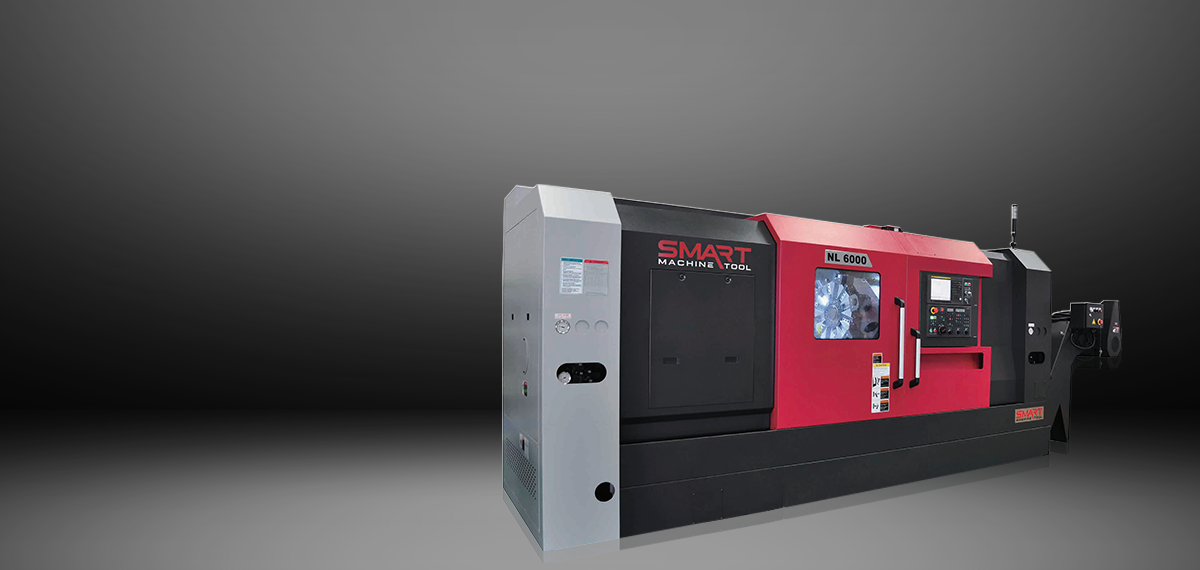 SMART NL 6000XL – BOX WAY – (24″ CHUCK) 2-Axis CNC Lathes