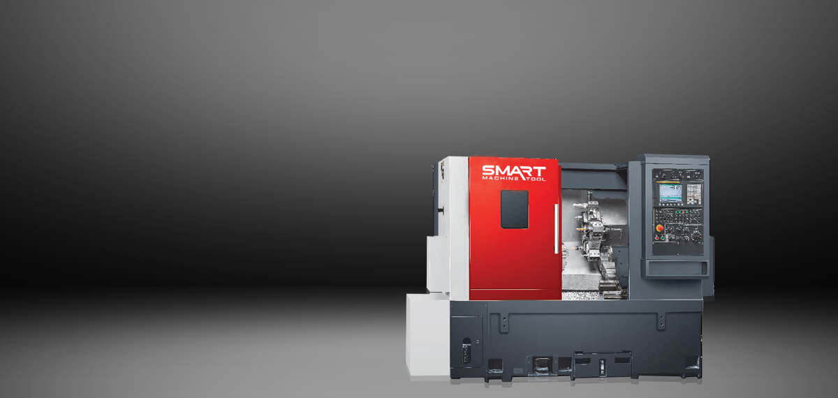 SMART SL 15L – LINEAR – (6″ CHUCK) 2-Axis CNC Lathes