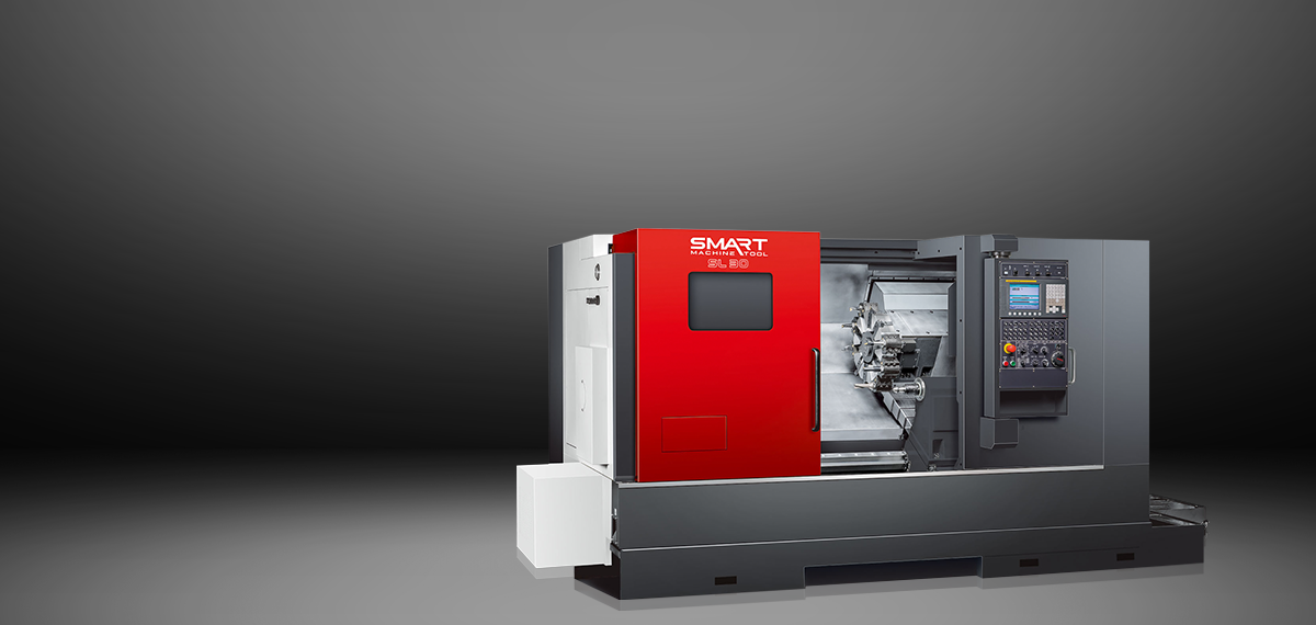 SMART SL 30 – LINEAR – (12″ Chuck) 2-Axis CNC Lathes