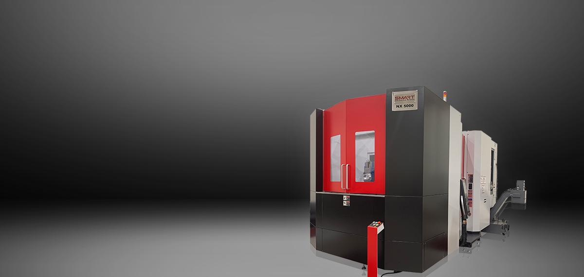 SMART NX 5000 Horizontal Machining Centers