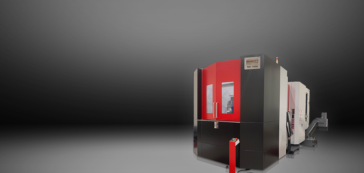 SMART NX 7000 Horizontal Machining Centers