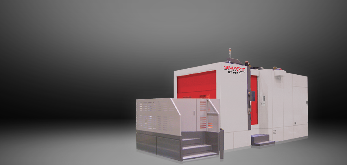 SMART NX 9000 Horizontal Machining Centers